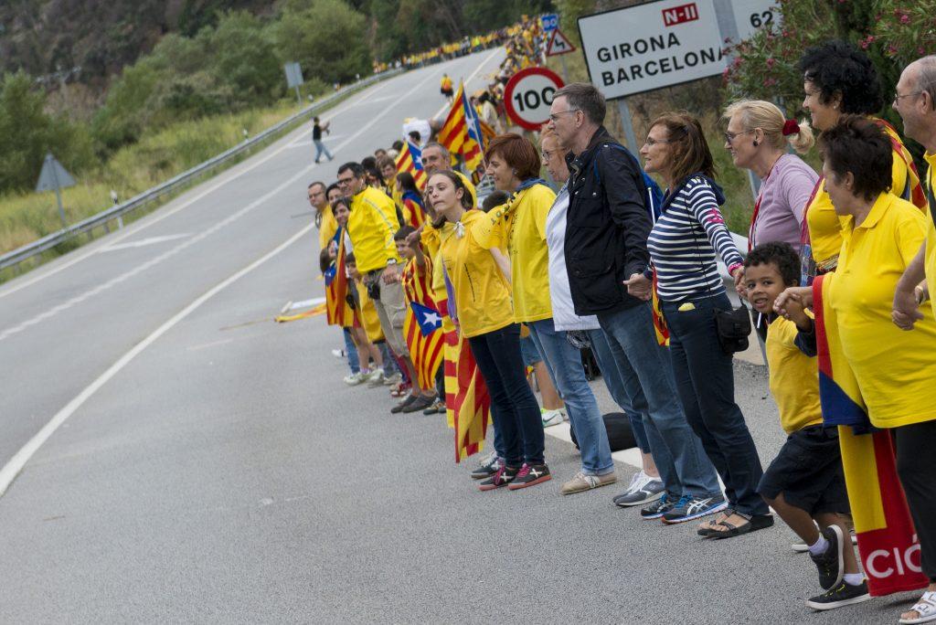 Via Catalana towards Independence