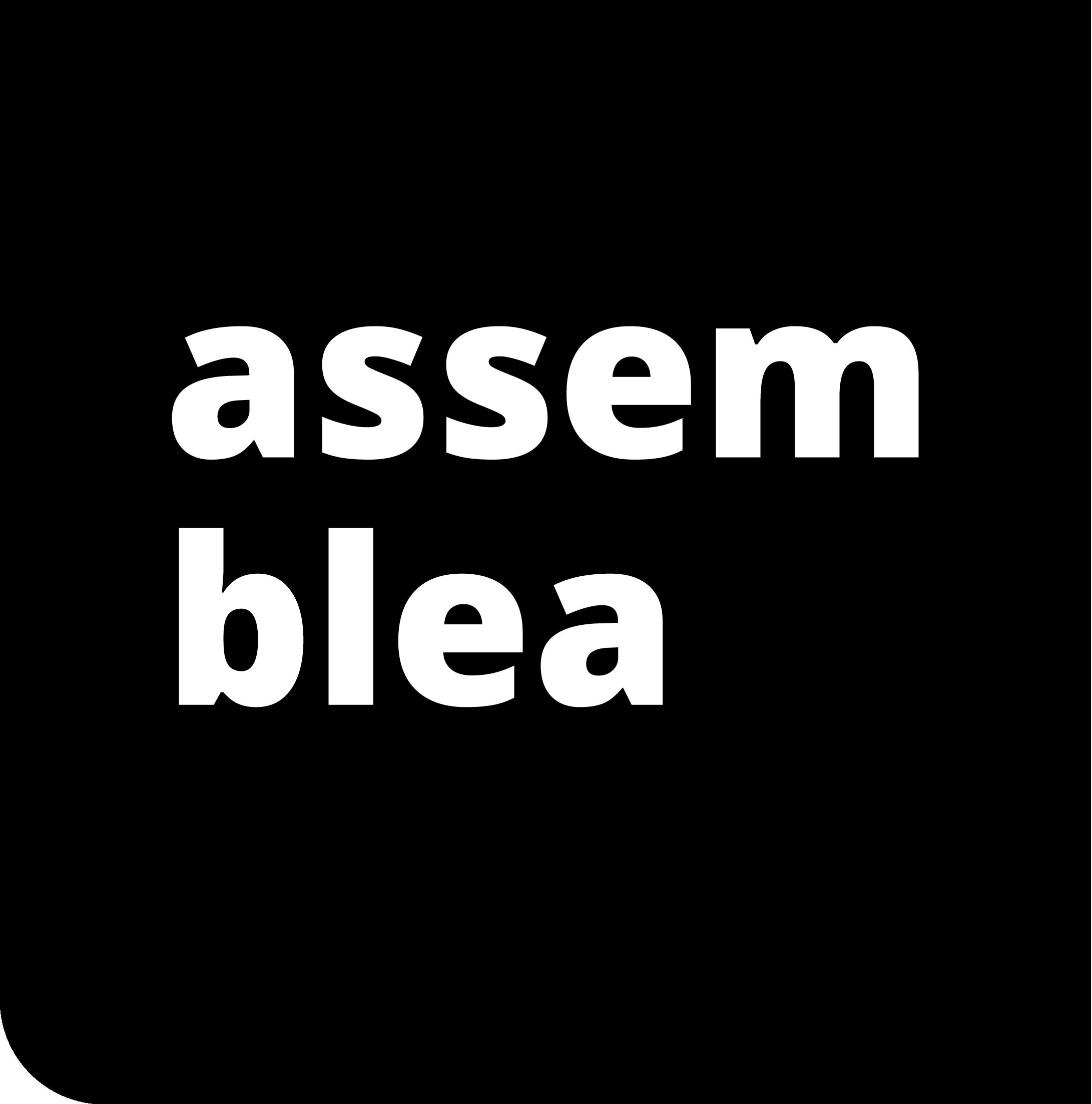 Nou Logotip Assemblea - Assemblea Nacional Catalana
