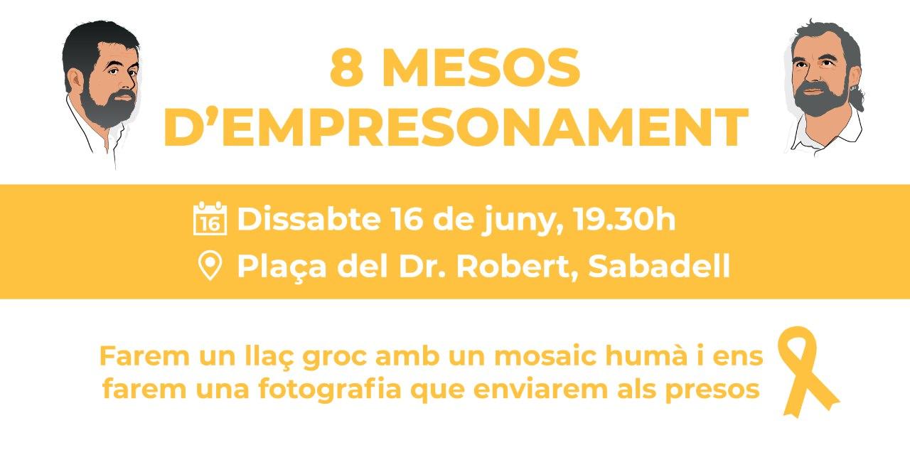 Sabadell - 8 mesos d'empresonament