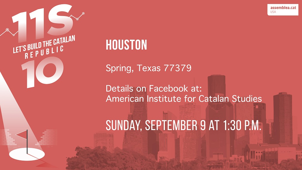 Catalan National Day - Houston