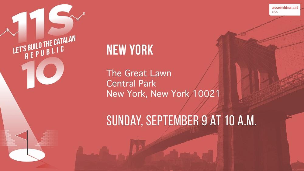 Catalan National Day - New York