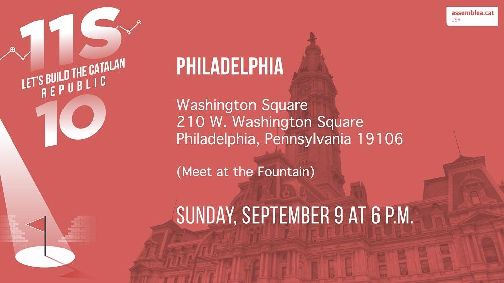 Catalan National Day - Philadelphia