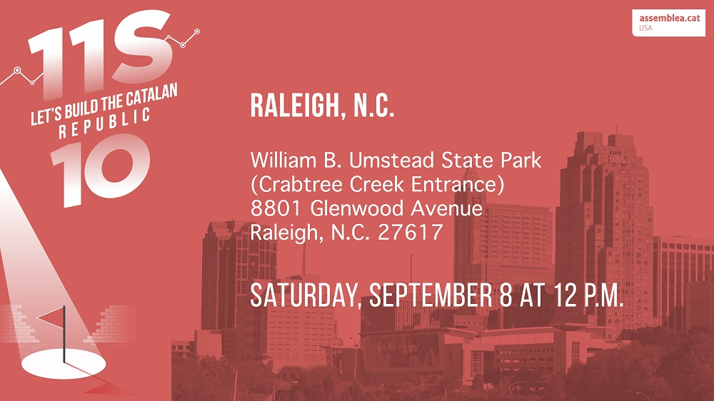 Catalan National Day - Raleigh