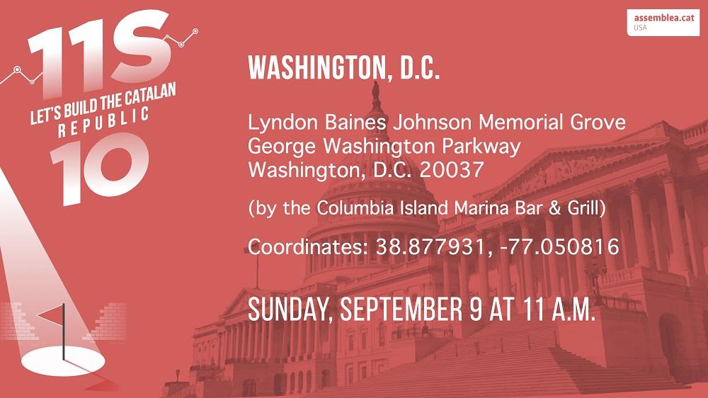 Catalan National Day - Washington, DC