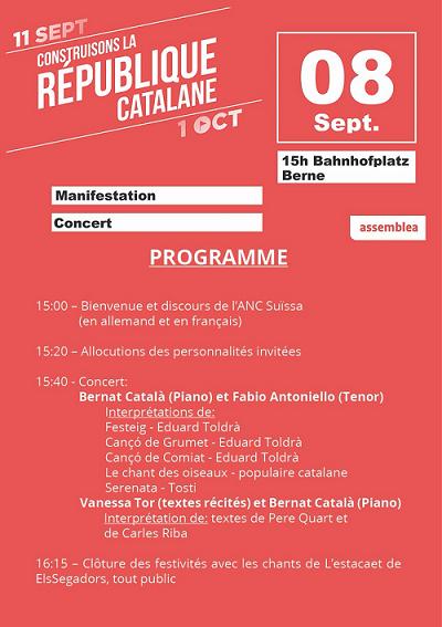 Construisons la République Catalane