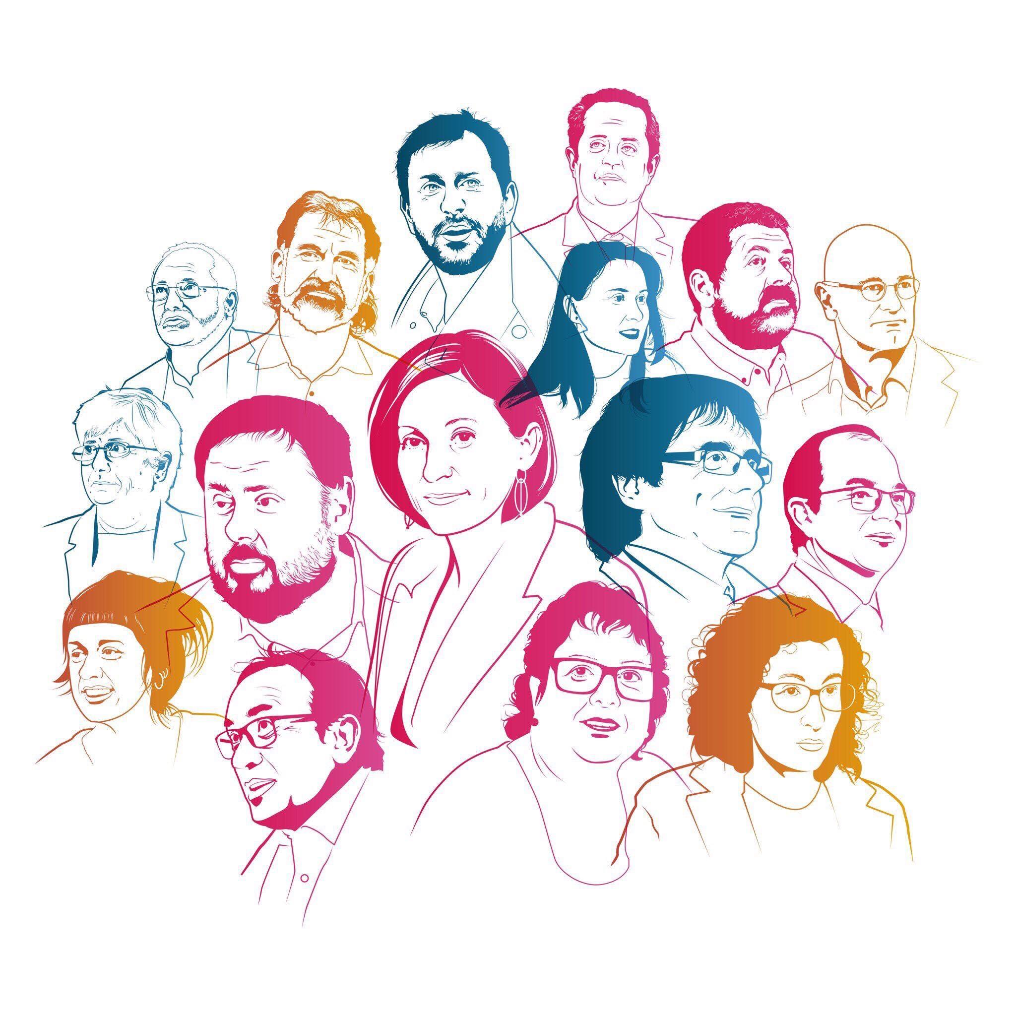 L'ANC França participa amb el col.lectiu dels Alps Maritims de solidaritat amb el poble català al Festival du Livre de Mouans Sartoux