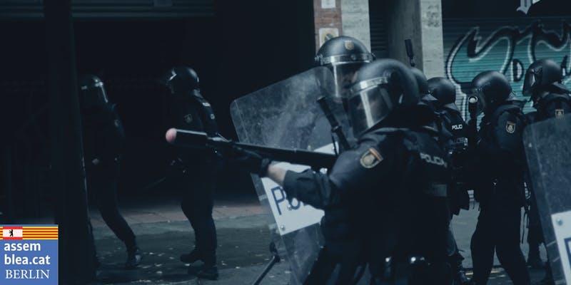 Projecció del documental sobre l'1-O a Berlín