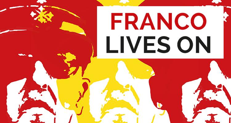 """Presentació traducció """"Franco lives on"""""""