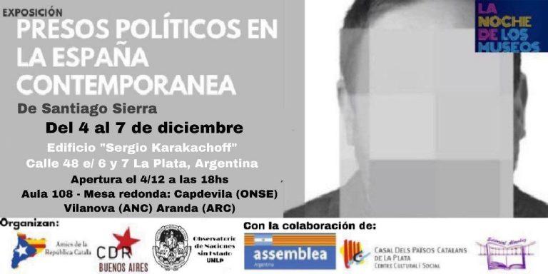 Presos políticos en la España contemporanea