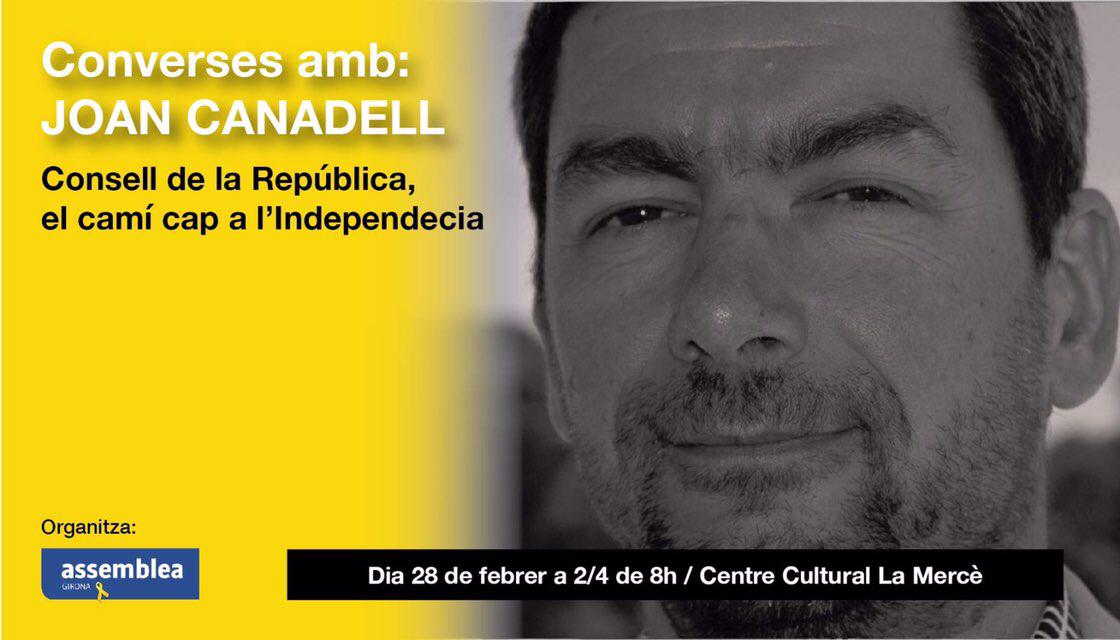 Converses amb... Joan Canadell