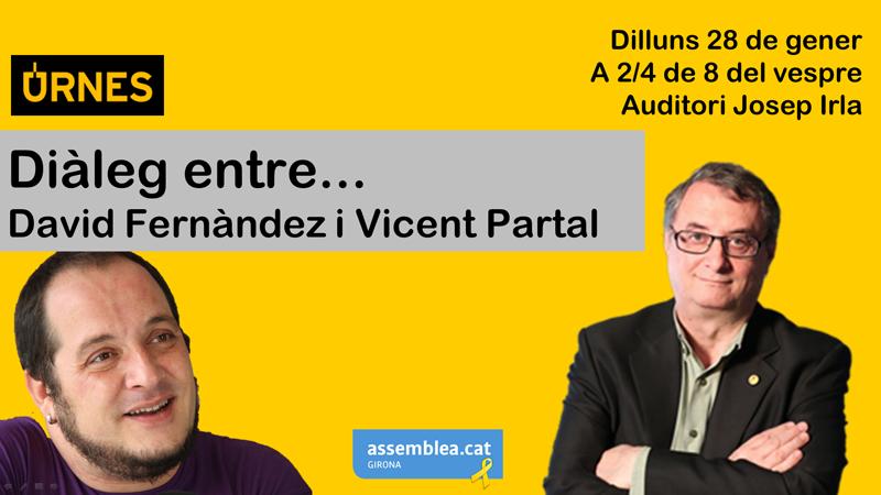 Converses amb... David Fernàndez i Vicent Partal