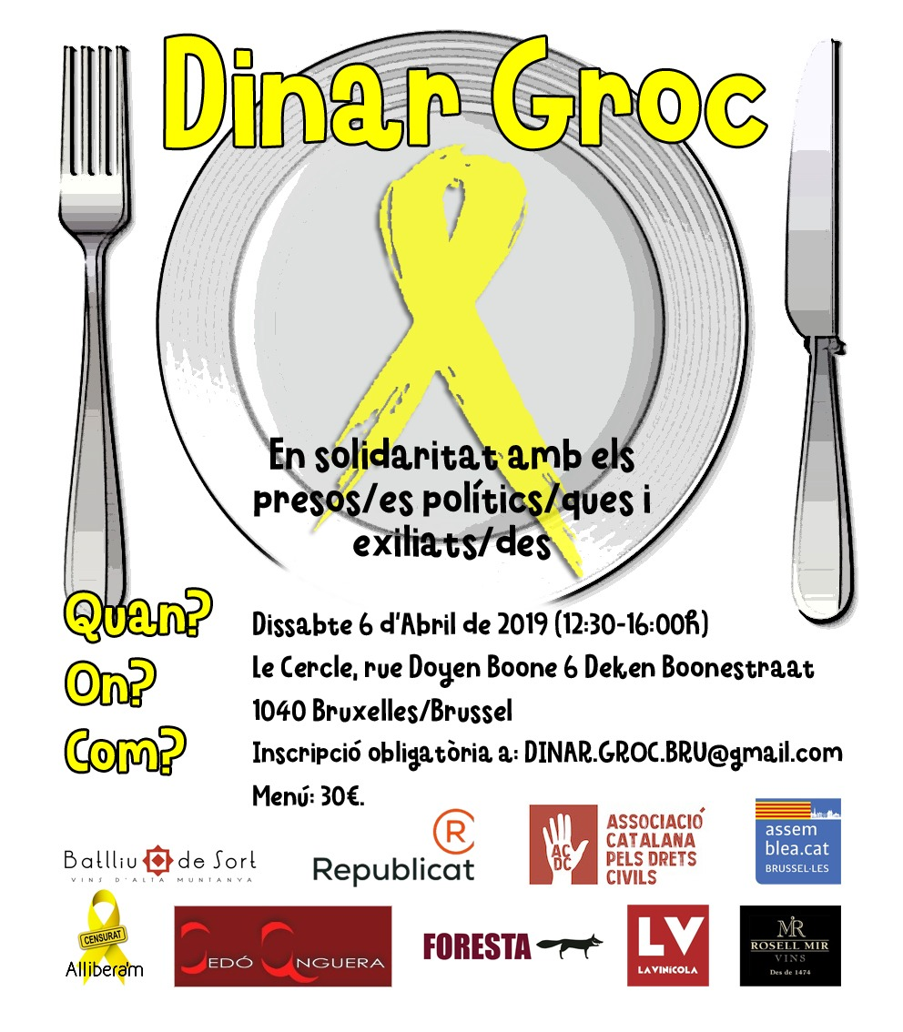 Dinar Groc a Brussel.les