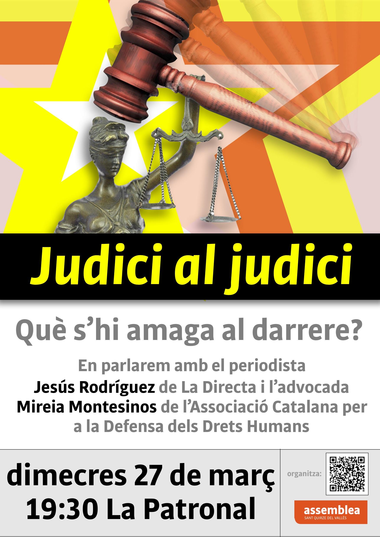 Judici al judici
