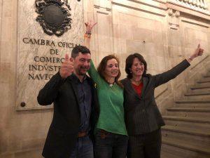 Victòria de la candidatura Cambres: Eines de País