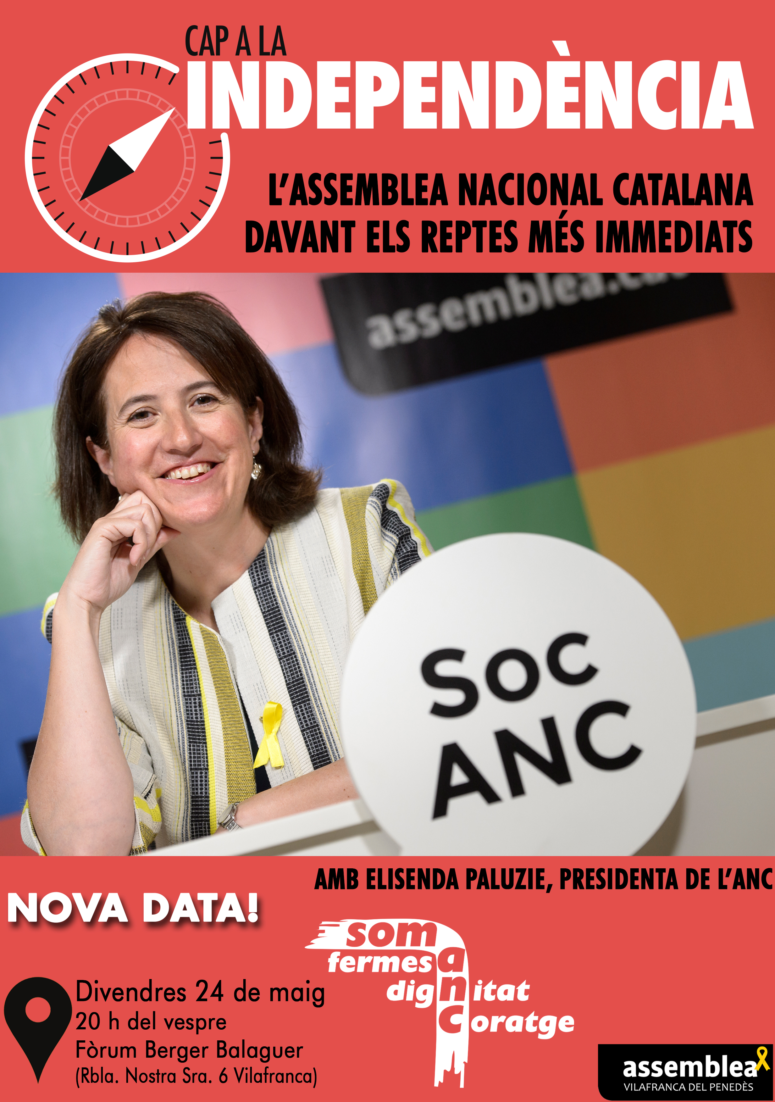 L'Assemblea Nacional Catalana davant els reptes més immediats