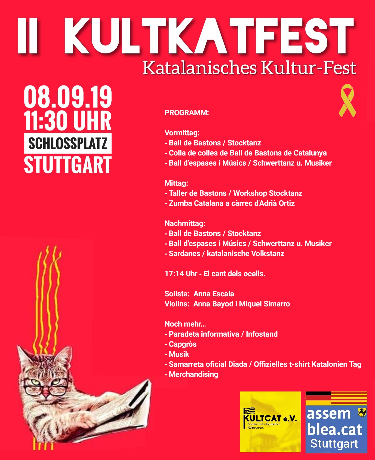 La Diada a Stuttgart