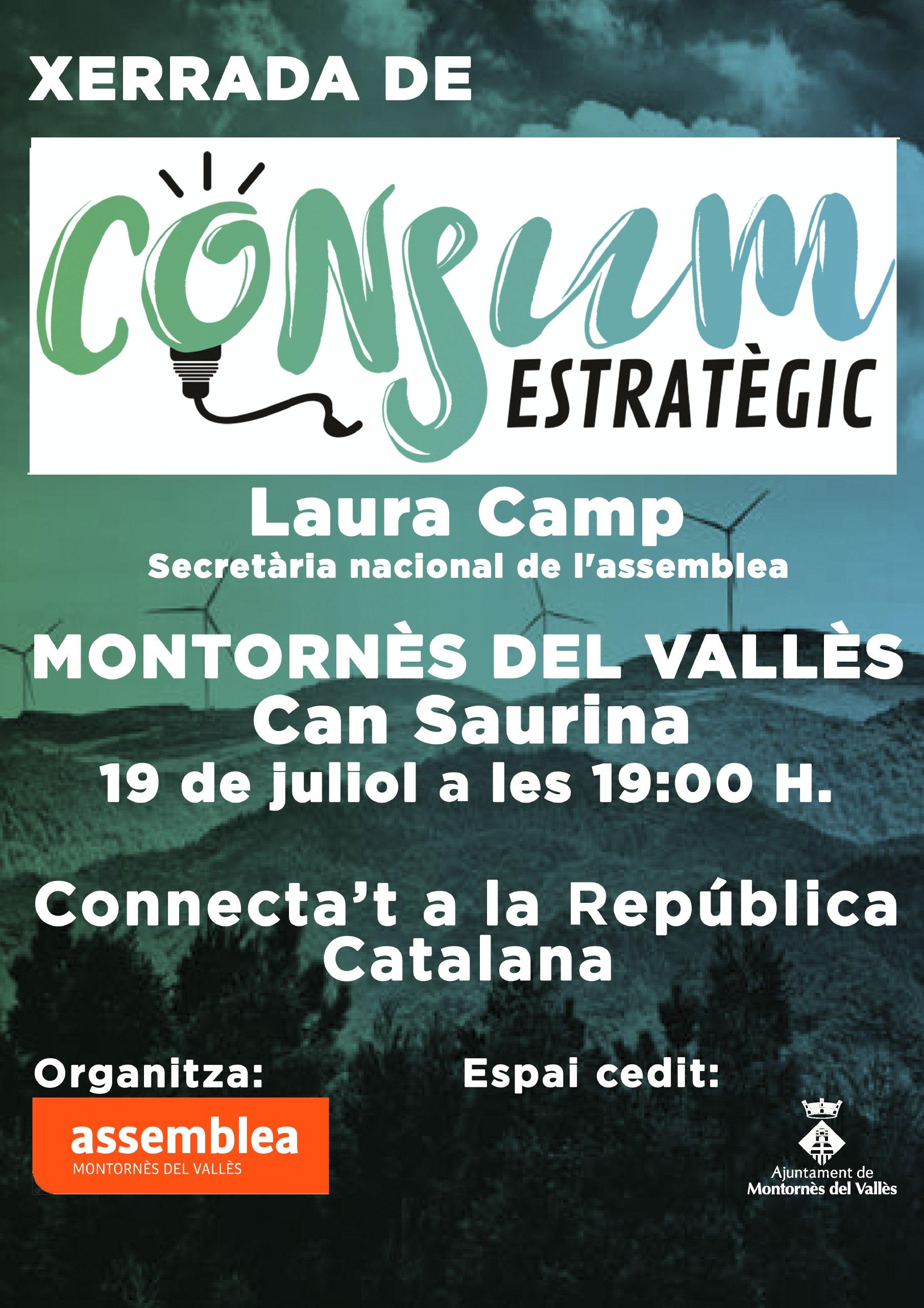 Presentació de la campanya de Consum Estràtegic