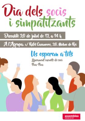Dia del Soci i Simpatitzant