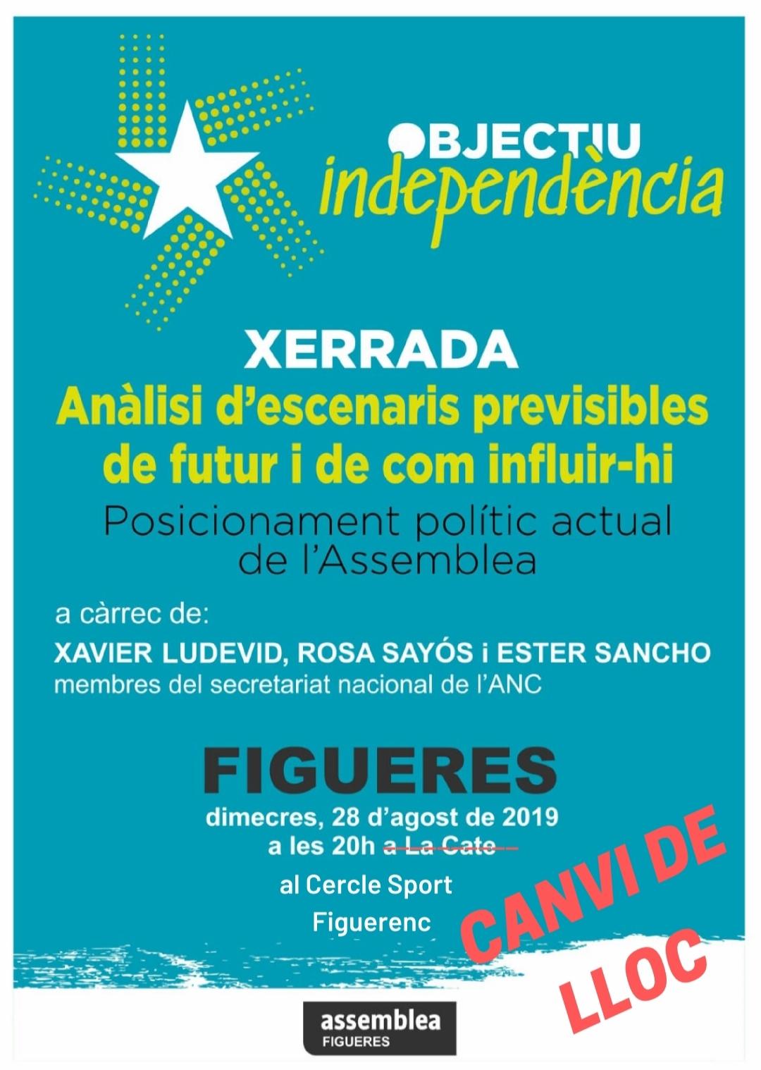 Objectiu Independència