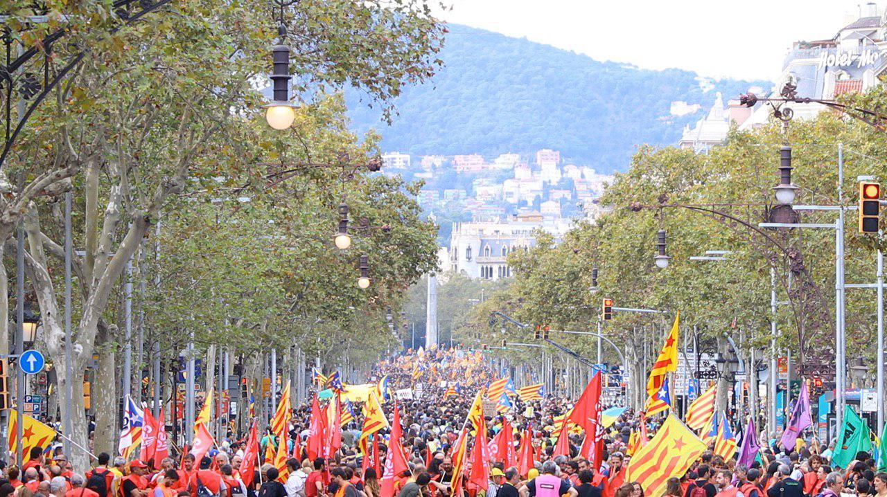 Jornada històrica a Barcelona