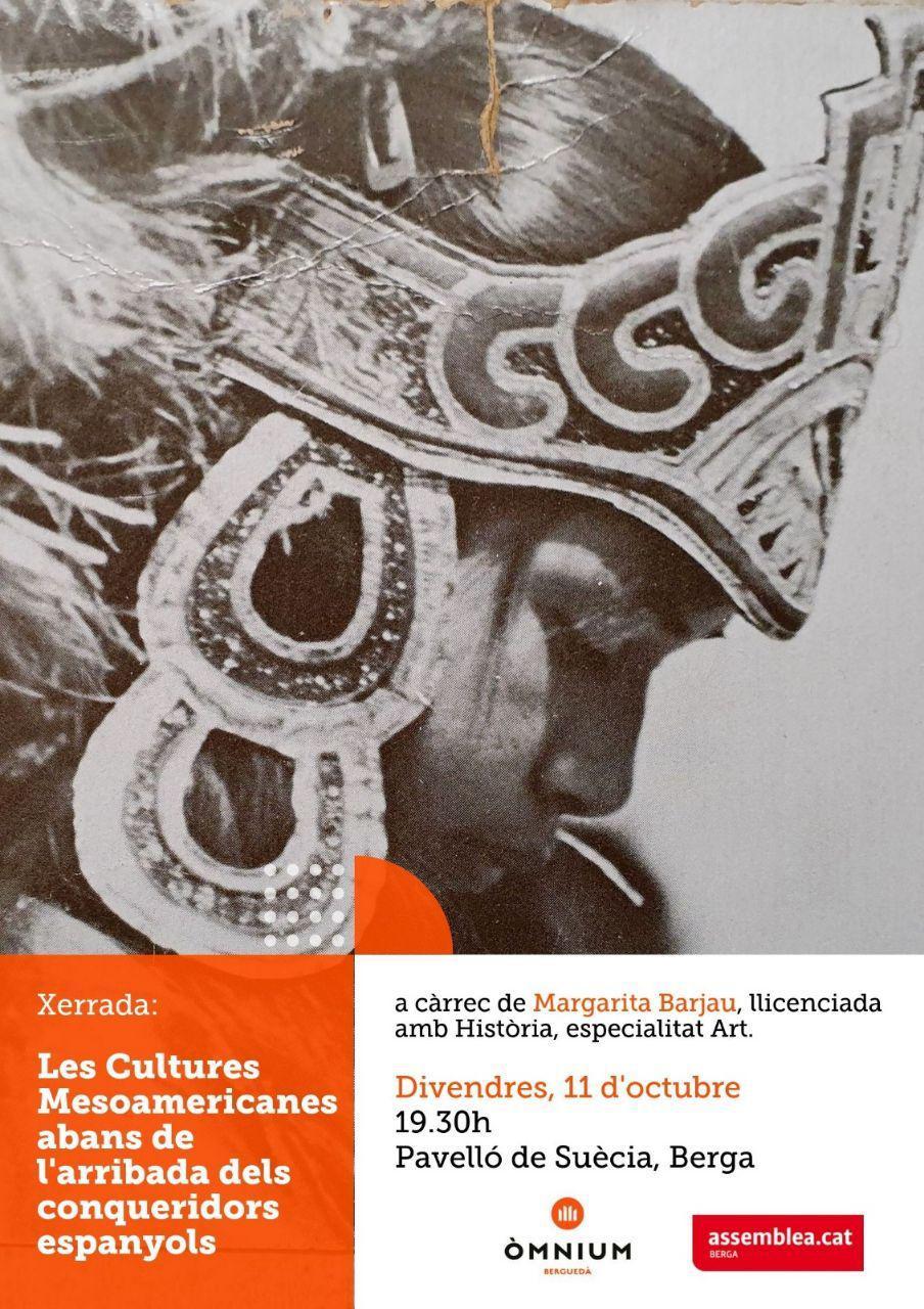 Les cultures mesoamericanes abans de l'arribada dels conqueridors espanyols