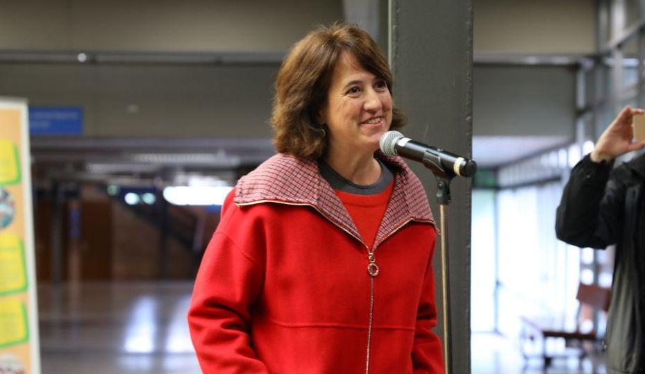 Acte suport UB Elisenda Paluzie