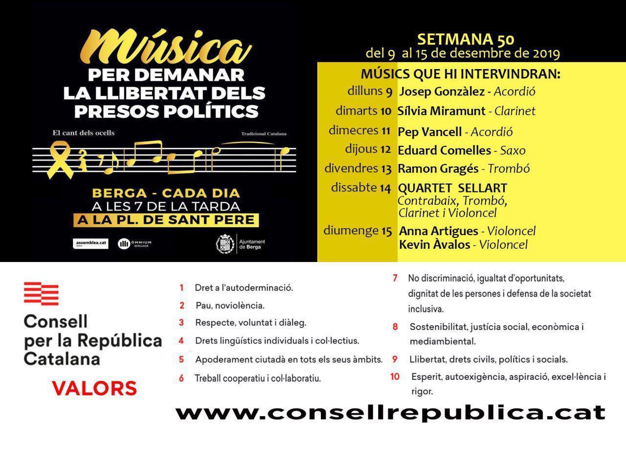 Música per la Llibertat