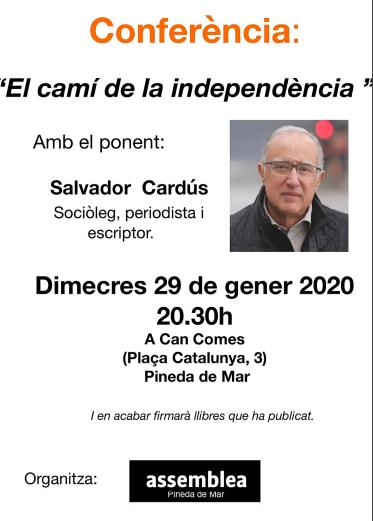 El Camí de la Independència