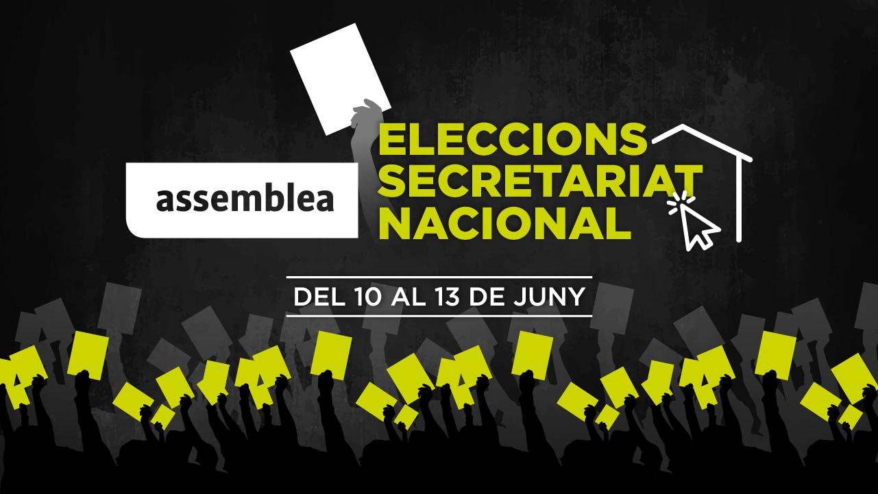 Eleccions al Secretariat Nacional