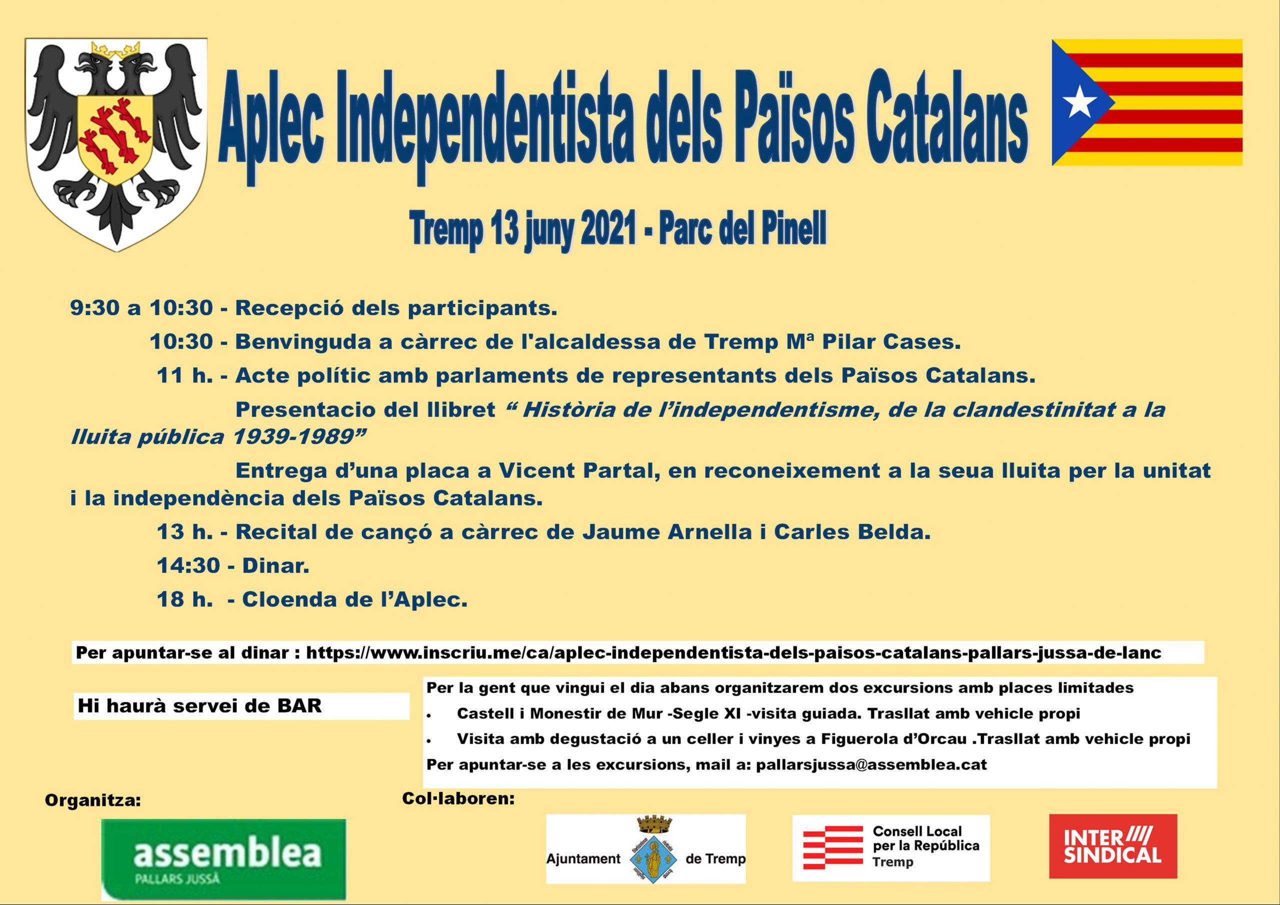 Aplec independentista dels Països Catalans
