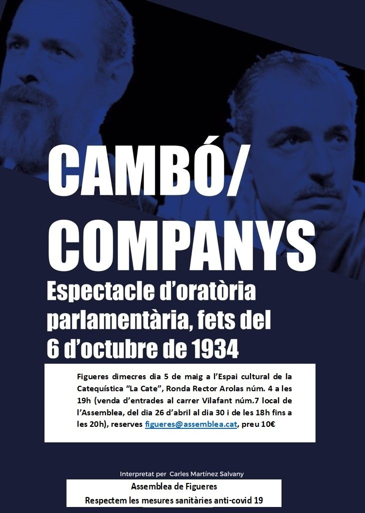 Cambó/Companys