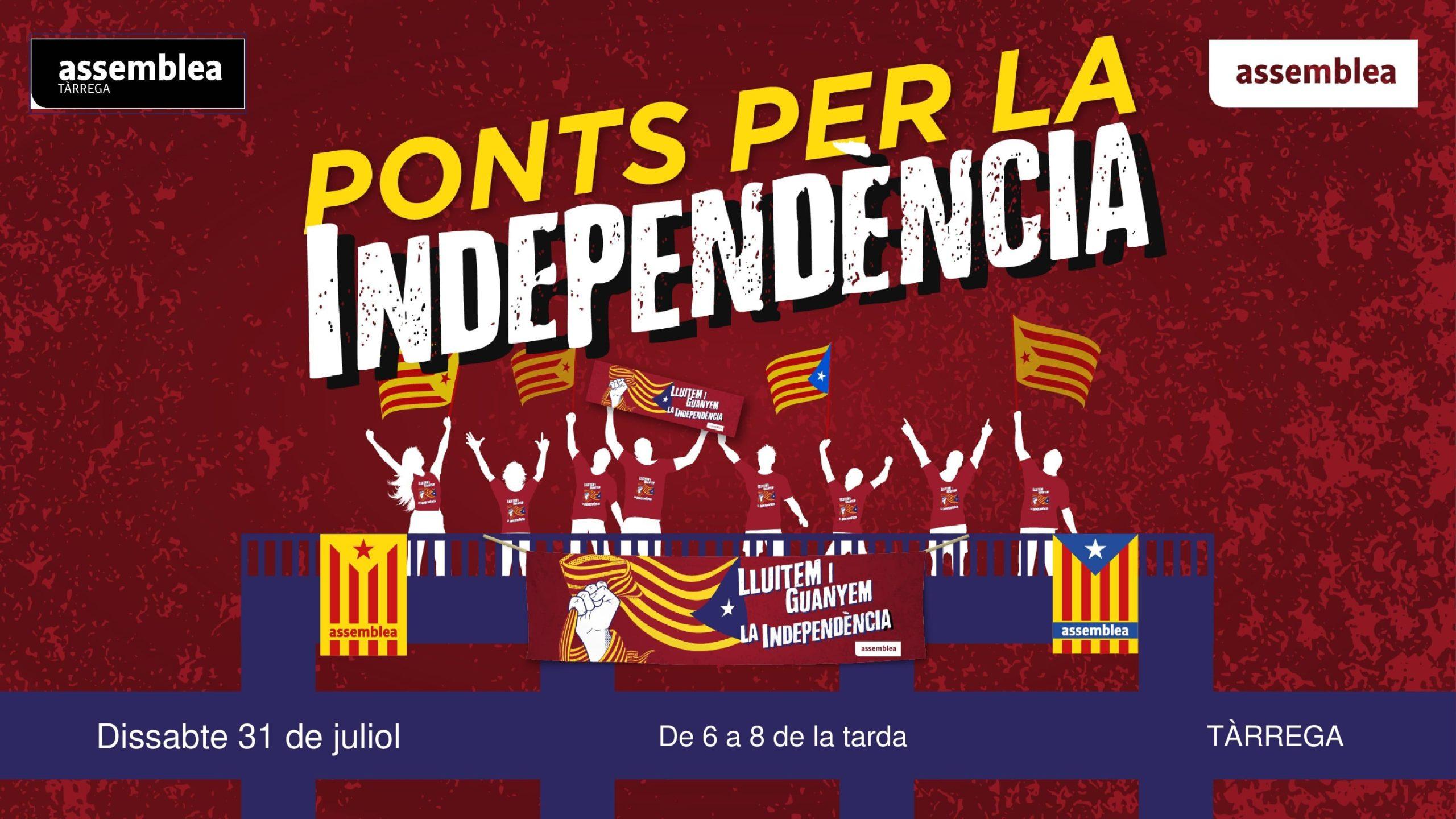 Ponts per la Independència