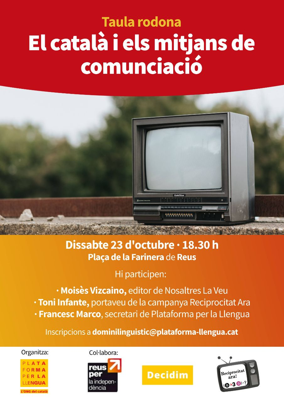 El català i els mitjans de comunicació