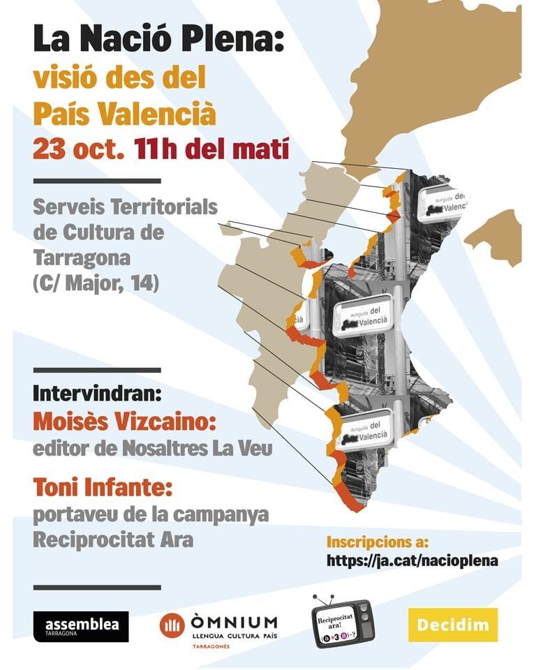 La nació plena: una visió des del País Valencià